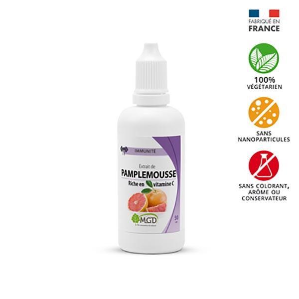 MGD - Extrait de pamplemousse 100ml