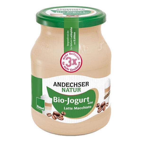 Andechser Natur - Yaourt latte macchiato 500g