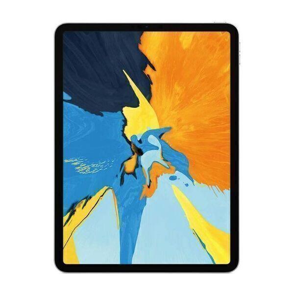 Apple - iPad Pro 11 4G (2018) 256Go Argent - Comme neuf