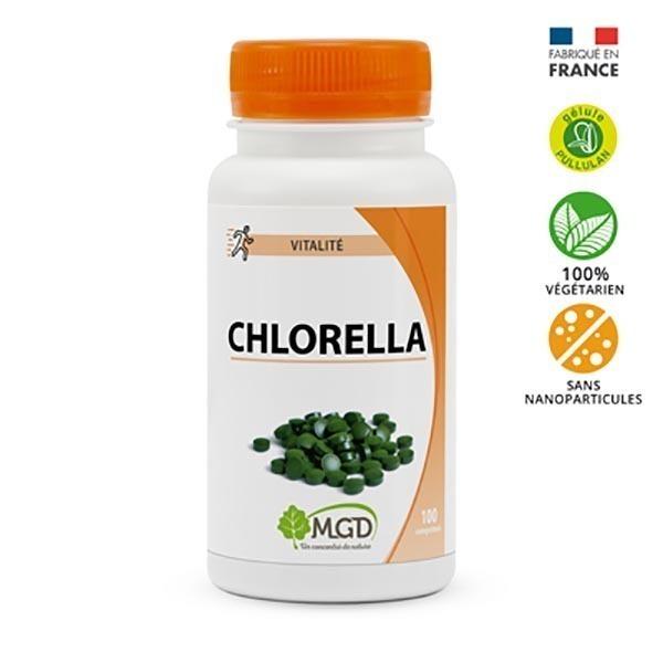 MGD - Chlorella 200 comp.