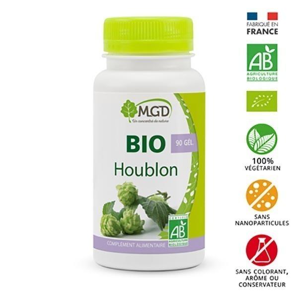 MGD - Houblon 90 gél. bio