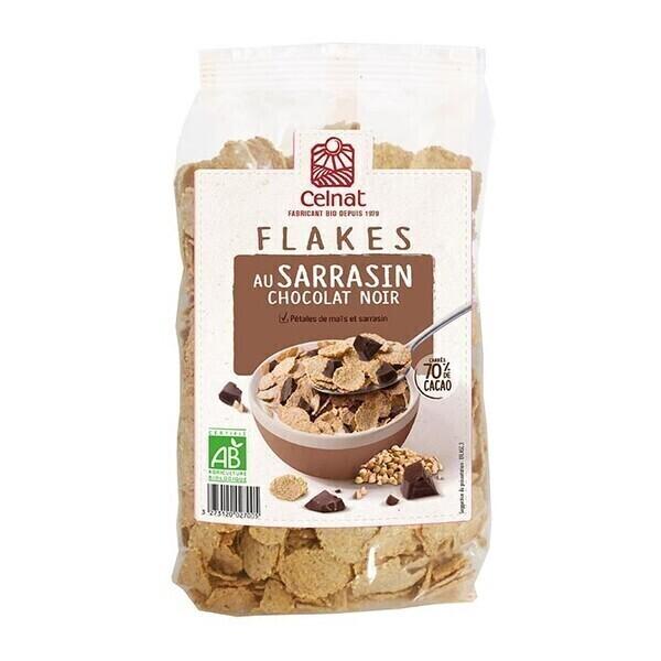 Celnat - Flakes de sarrasin au chocolat 300g bio