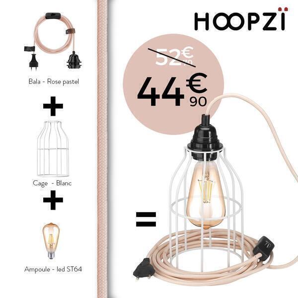 Hoopzï - Bundle Bala + Cage + ST64