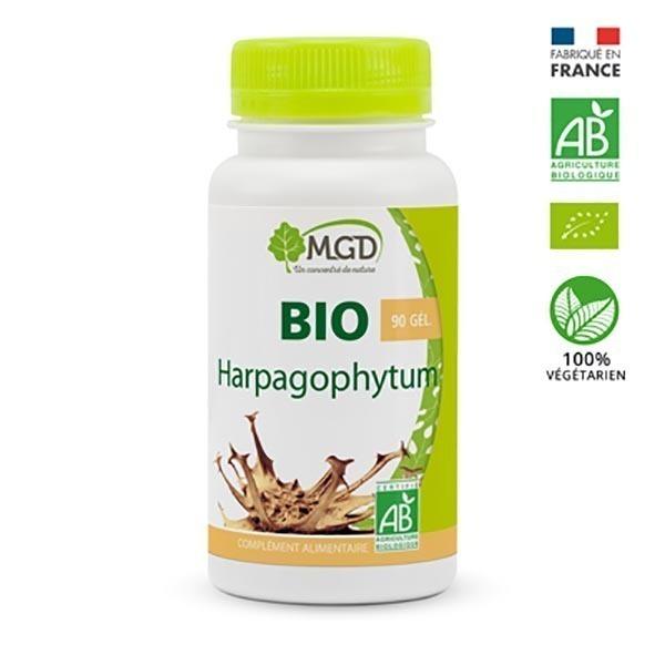 MGD - Harpagophytum 90 gél. bio