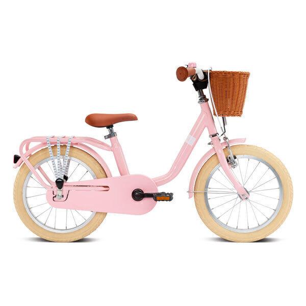 "Puky - Vélo Classic 16"" aluminium rose - Dès 4 ans"
