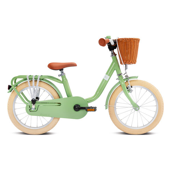 "Puky - Vélo Classic 16"" aluminium vert - Dès 4 ans"