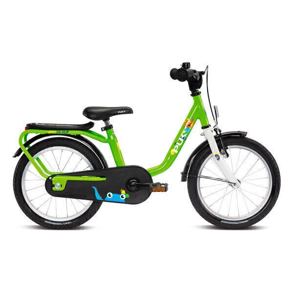 "Puky - Vélo STEEL 16"" vert - Dès 4 ans"