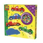 SES Creative - Cars Creative Iron on beads set