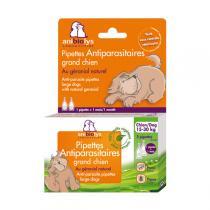 Anibiolys - Pipettes Antiparasites Chien 15 à 30kg