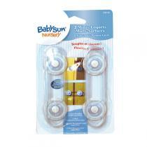 Babysun - Lot de 2 mini-loquets souples multi-surfaces