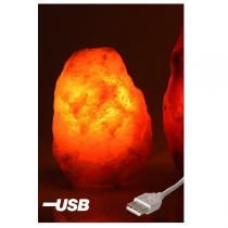 Bio Elements - Crystal salt lamp multi-colour feature 0.5 - 1kg