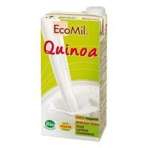 EcoMil - Quinoa drink sweetend with agave syrup 1L