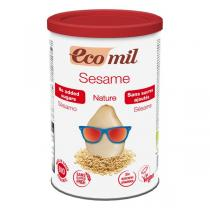EcoMil - Organic gluten-free instant sesame drink 400g