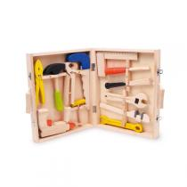 Equilibre et Aventures - Coffret à outils tout en bois