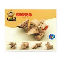 Equilibre et Aventures - Gringo Jeu construction bois Midi