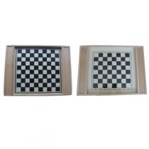 Equilibre et Aventures - Jeu de dames et d'échecs
