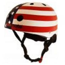 Kiddimoto - American Flag Helmet