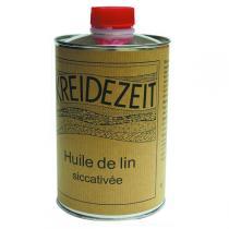 Kreidezeit - Leinölfirnis 500 ml