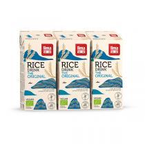 Lima - Boisson végétale à base de riz 3x200ml