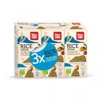 Lima - Boisson végétale riz noisette amande 3x200ml