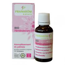 Pranarôm - Damm Massageöl 30ml