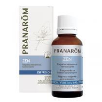 Pranarôm - Synergie diffusion zen x 30mL