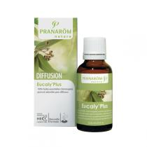 Pranarôm - Synergy Eucaly'Plus respiration 30ml