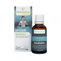 Pranarôm - Synergy Meditation oil diffusion 30ml