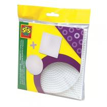 SES Creative - 2 plateaux pour perles à repasser