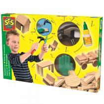 SES Creative - L'atelier de menuiserie - Dès 8 ans