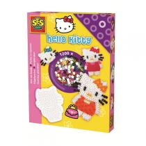 SES Creative - Hello Kitty Bügelperlen 1200 Stück