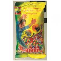 SES Creative - Bügelperlen Mix 3000 Stück perlmutt