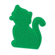 SES Creative - Cat Pegboard for iron on beads