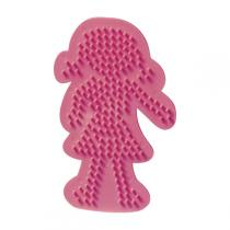 SES Creative - Little Miss Pegboard for iron on beads