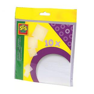 SES Creative - 10 Ironing paper for iron beads