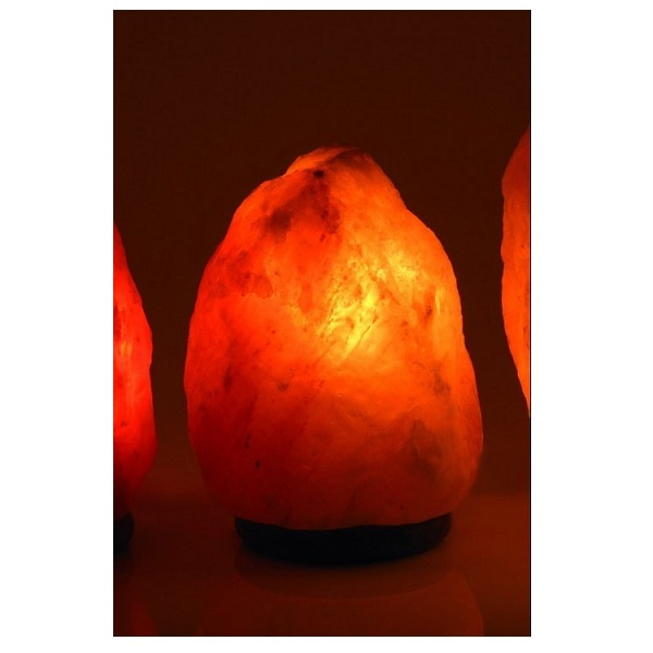 Bio Eléments - Lampe de sel naturelle 3 à 4kg