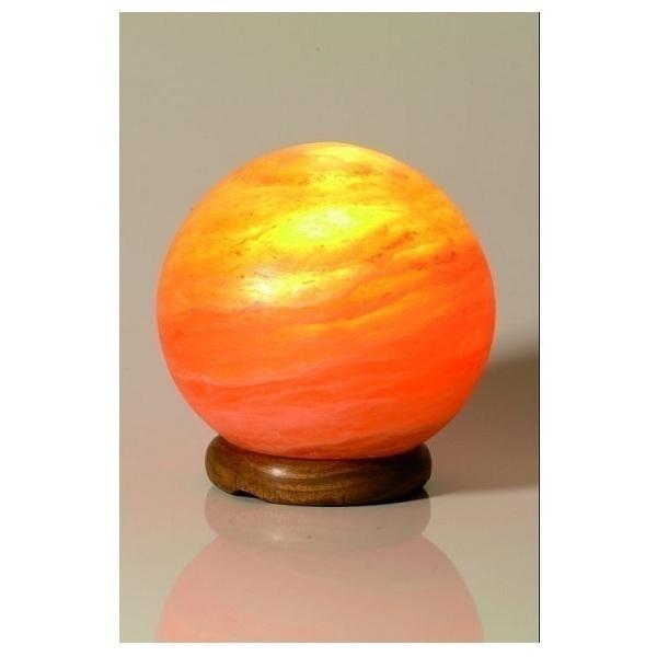 Lampe De Sel Spherique 3 A 5kg Bio Elements