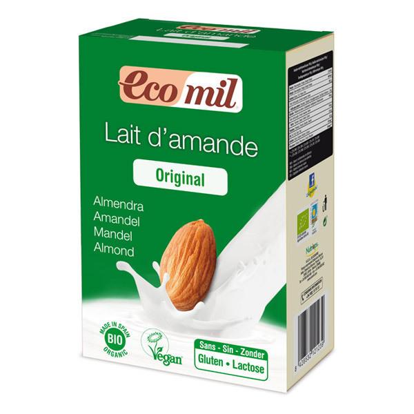 EcoMil - Organic almond drink 800g