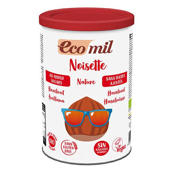 EcoMil - Boisson Noisettes Sans Gluten Bio 400g