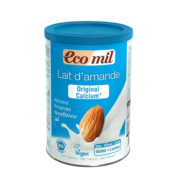 EcoMil - Calcium enriched Almond drink 400g