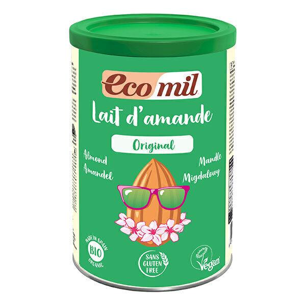EcoMil - Lait d'Amande Instant Bio 400g
