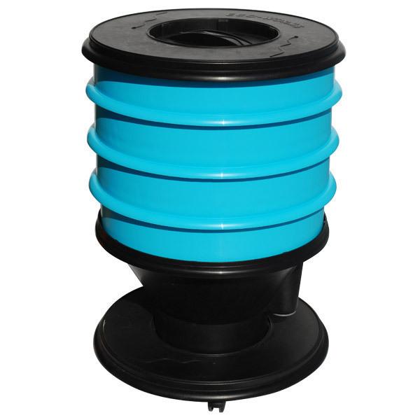 lombricomposteur bleu ecoworms acheter sur. Black Bedroom Furniture Sets. Home Design Ideas