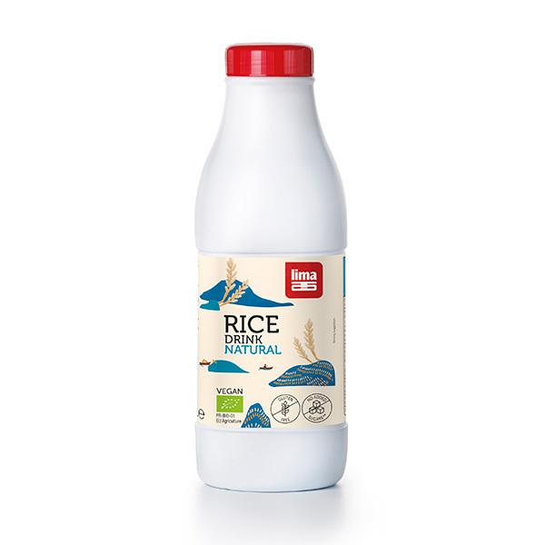 Lima - Boisson végétale de riz 1l