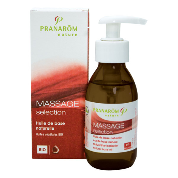 Pranarôm - Aceite base Natural Masaje