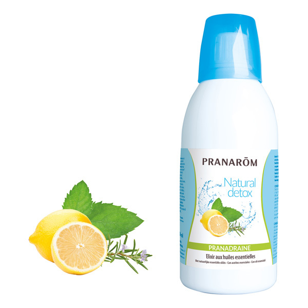 Pranarôm - Pranadraine natural detox 50cl