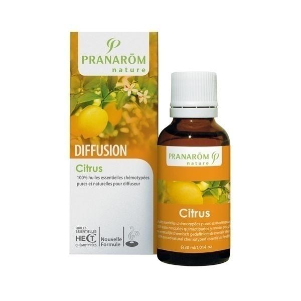 Pranarôm - Diffusion Citrus 30ml