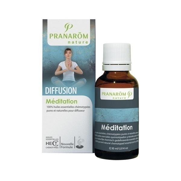 Pranarôm - Diffusion Méditation 30ml