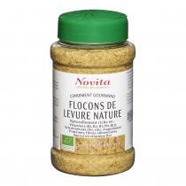 Novita - Flocons de Levure Nature 100g Bio
