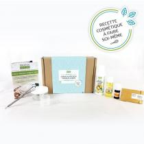 Propos'Nature - Coffret cosmétique maison - Crème nutrition visag