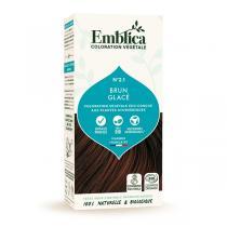 Emblica - Coloration végétale Brun glacé 2.1 100g